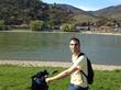 Recorriendo el Danubio en bici