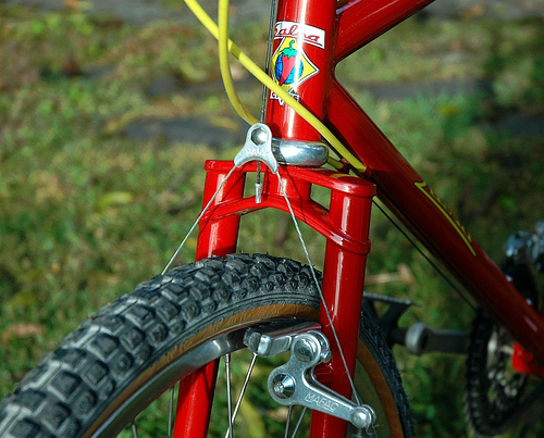 1982 Salsa Mountain Bike by Apple Crisp