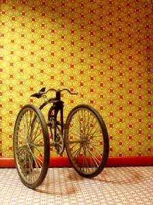 Triciclo algo diferente