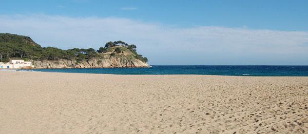 Playa de Castell (Girona)