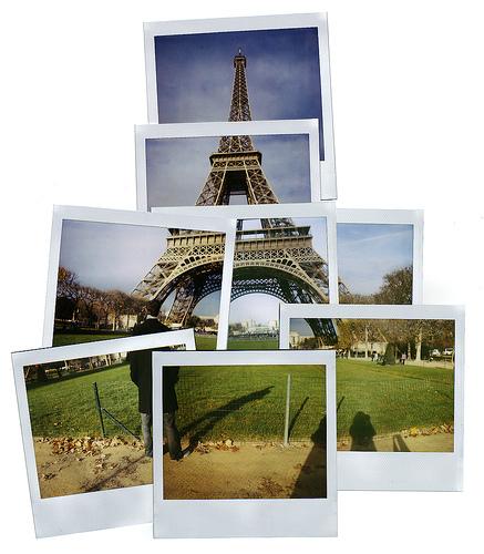 Tour d'Eiffel de roidrage