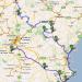 Parte 1: Desde Burgos a Valencia y luego hasta Toledo