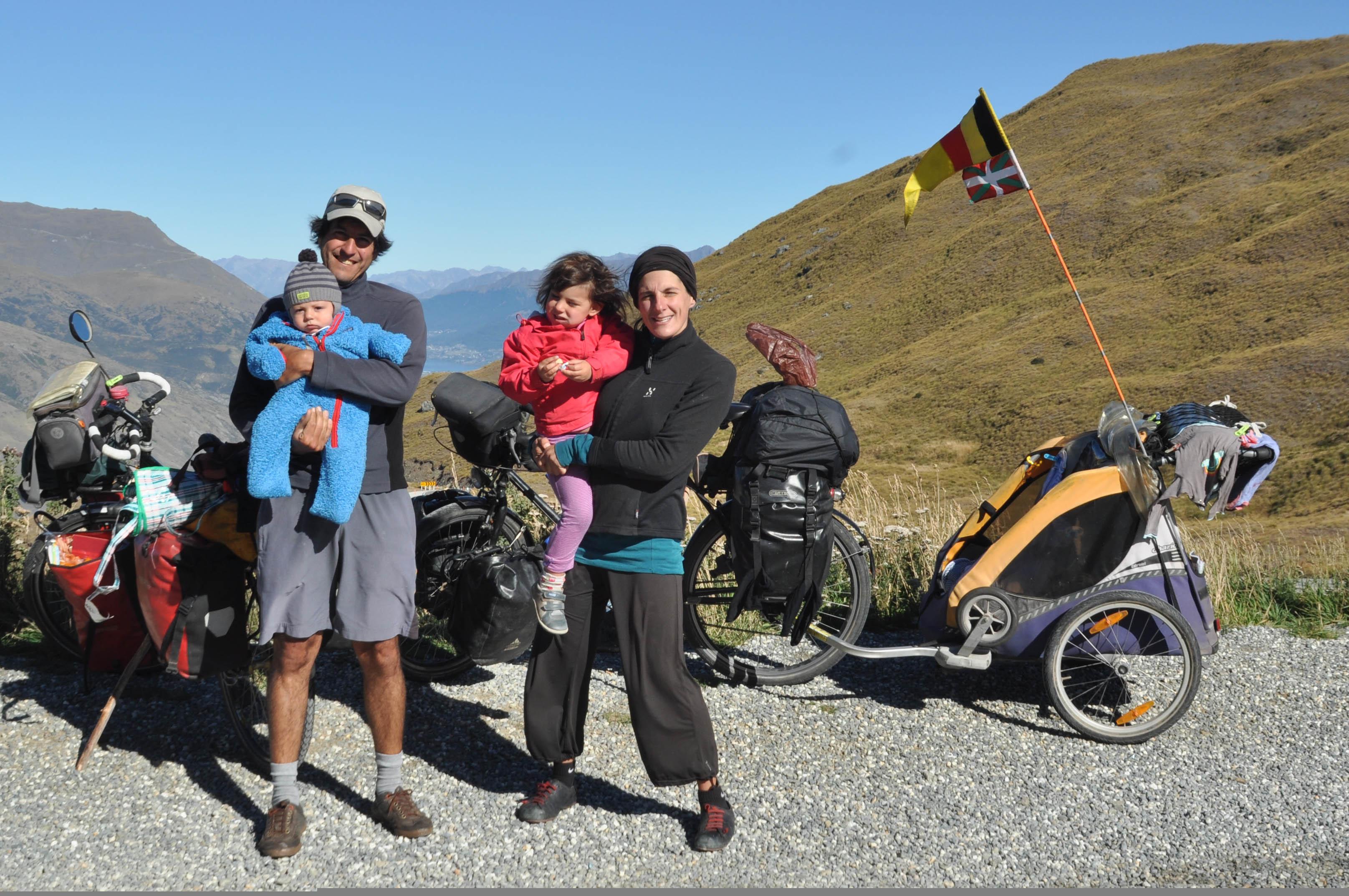 Marzo: Viajes con niños