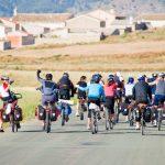 Primer curso de cicloturismo de alforjas en Lorca, Murcia