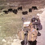 En Tibet, camino de Chengdu