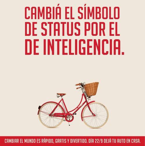 Las Bicis Como Símbolo De Inteligencia Rodadas