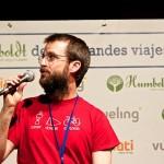 Pablo Strubell en las Jornadas de Grandes Viajes