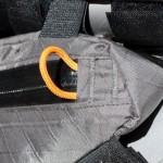 Los remates asegura que las bolsas sean resistentes a las tensiones del uso diario