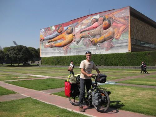 La Universidad Autónoma de México, en el DF