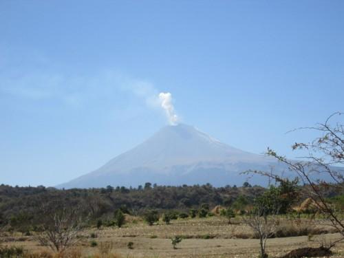 Volcanes!