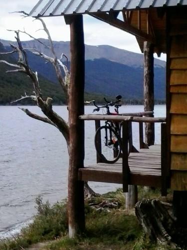 4. Lago Escondido. Paso Garibaldi