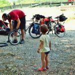 Mecanica de bici en ruta