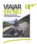Portada del libro Viajar en Bici. Tercera edición.